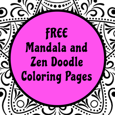 - Free Printable Coloring Pages Color A Mandala