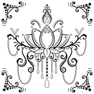 Lock Hearts Coloring Page | Heart coloring pages, Mandala coloring ... | 300x300